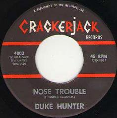 Nose Trouble / The Bartender