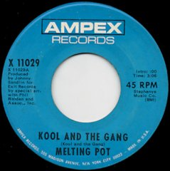 Kool And The Gang / As I Lay Dying