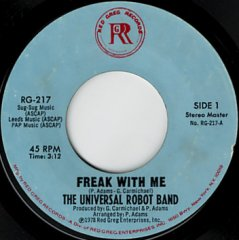 Freak With Me / (long ver)