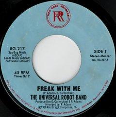 Freak With Me / (long ver)