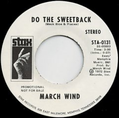 Do The Sweetback (stereo) / (mono)