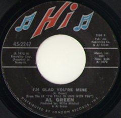 I'm Glad You're Mine / Here I Am
