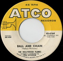 Ball And Chain / I Found A Boy