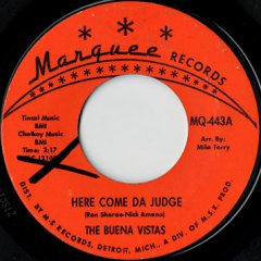 Here Come Da Judge / Big Red