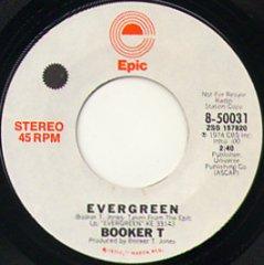 Evergreen (stereo) / (mono)