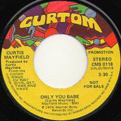 Only You Babe (stereo) / (mono)