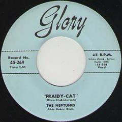 Fraidy-Cat / As Long As