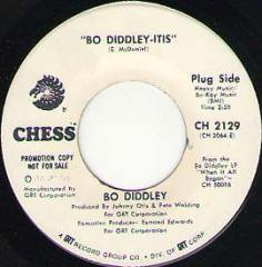 Bo Diddley-Itis / Infatuation