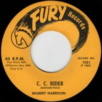C. C. Rider / Why Did You Leave