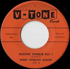 Rockin' Charlie (pt.1) / (pt.2)