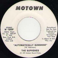 Automatically Sunshine (stereo) / (mono)