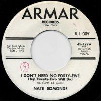 I Don't Need No 45 / (inst)