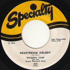 Heartbreak Melody / What Do You Know About Love ?