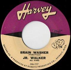 Brain Washer / Cleo's Mood