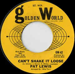 Can't Shake It Loose / Let's Go Together