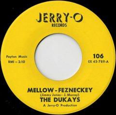 Mellow - Fezneckey / Sho Nuf M. F.