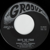 Have No Fear / My Love Is Over