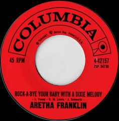 Rock-A-Bye Your Baby With A Dixie Melody / Operation Heartbreak