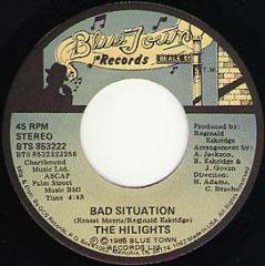 Bad Situation / My World