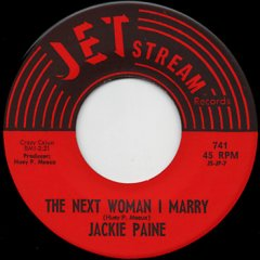 The Next Woman I Marry / Skid Row Blues