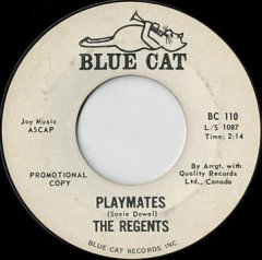 Playmates / Me And You