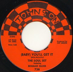 (baby) You'll Get It / For Your Love