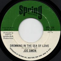 Drowning In The Sea Of Love / Let Me Be The One