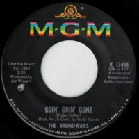 Goin' Goin' Gone / Are You Telling Me Goodbye ?