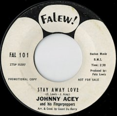 Stay Away Love / You Walked Out
