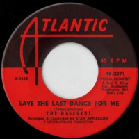 Save The Last Dance For Me / Nobody But Me