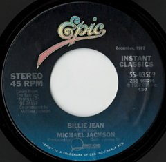 Billie Jean / Can't Get Outta The Rain