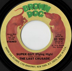 Super Guy (Flying High) / The Hustle