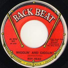 Wigglin' And Gigglin' / Driving Wheel