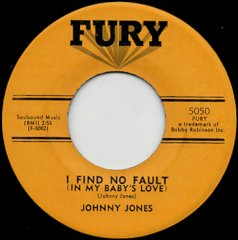I Find No Fault / Tennessee Waltz