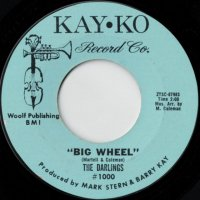 Now You've Gone And Done It / Big Wheel