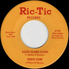 Agent Double-O-Soul (vo) / (inst)
