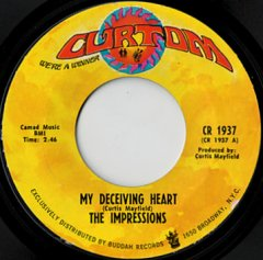 My Deceiving Heart / You Want Somebody Else