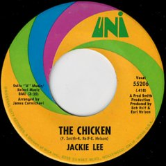 The Chicken / I Love You