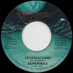 Love Machine / Push Push (Sexy Chocolate Girl)