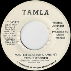 Master Blaster (Jammin') / (same)