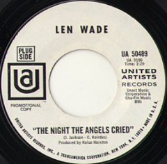 The Night The Angels Cried / Don't Put Me On
