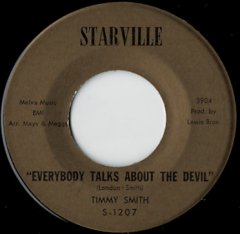 Everybody Talks About The Devil / I'm Willing To Love You