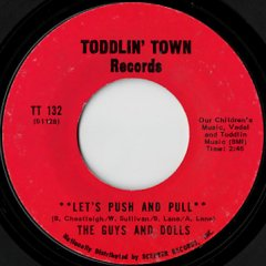 Let's Push And Pull / China Town