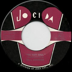 You Got Soul / It Ain't Never Gonna Die