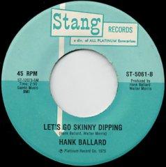 Let's Go Skinny Dipping / (same)