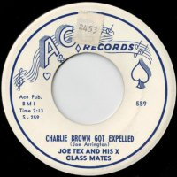 Charlie Brown Got Expelled / Blessed Are These Tears