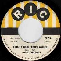 You Talk Too Much / I Love You Still
