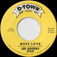 Boss Love / Just You And I