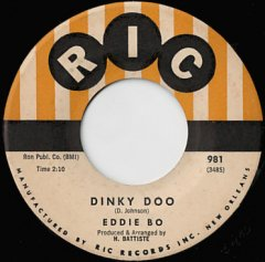 Dinky Doo / Everybody, Everything Needs Love