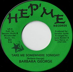 Take Me Somewhere Tonight / I Got My Guards Up